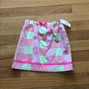 Other - Green and pink skirt
